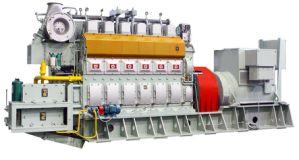 электростанция 1000kw (1MW) /400V Hfo/Diesel Generator Set