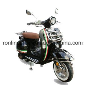retro vintage vespa style 50cc 125cc eec 150cc. Black Bedroom Furniture Sets. Home Design Ideas