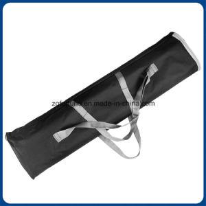 O indicador de alumínio rola acima o carrinho da bandeira rola acima a bandeira