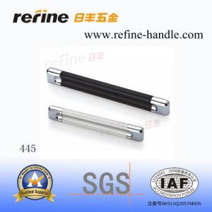 Traitement en aluminium en alliage de zinc de meubles (T-445)