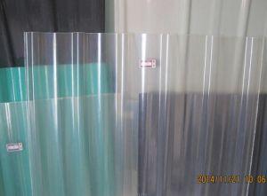 Telha ondulada fibra de vidro