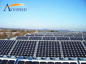 Avespeed Serives 20kw к 280kw Experienced Several Projects Running Smoothly PV Panels