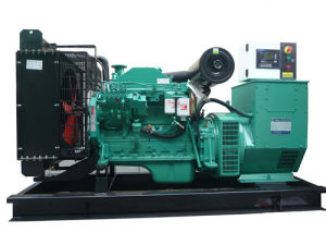 Трехфазное 400V/50Hz/1500rpm/400kw Open Style Diesel Generator Set