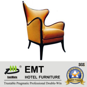 Chaise gentille de café de meubles d'hôtel de forme (EMT-HC13)