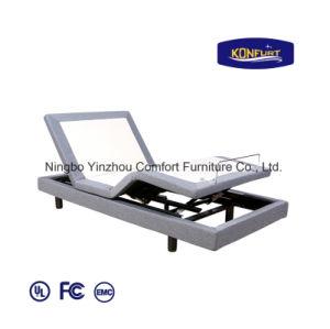 높은 쪽으로 & 전기 조정가능한 침대 홈 가구 200bm를 자십시오 ...