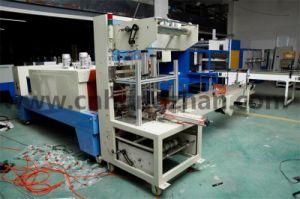 Cachetage semi-automatique de chemise et machine à emballer craintive (ST6030)