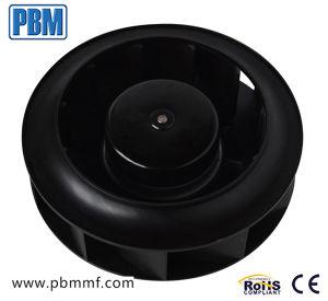 250mm Ec ventilateur centrifuge - Entrée DC