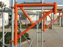 Sistema-Hop de Scaffolding do quadro acima de Bracket (FS-HB)