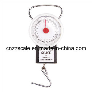 22kg Mechanical Luggage Scale (ZZG-406-1)