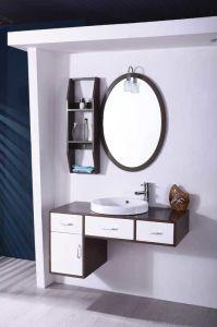 浴室の虚栄心PVC浴室用キャビネット(2102)