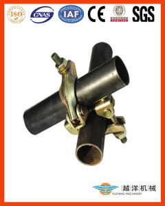 Acoplador Acoplador-Dobro da tubulação do andaime (KZ48-1)