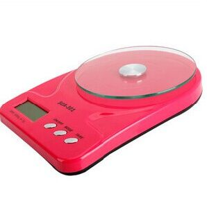 bilancia della cucina elettronica 5kg