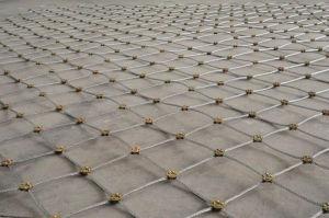 Galfan Coating Steel Wire Mesh für Rockfall Stabilization Netting