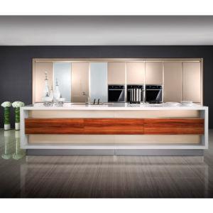 Libre del gabinete de cocina de diseño (OP10-L145)