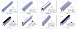 Braçadeira de vidro do suporte da porta do chuveiro de 90 graus (FS-502)