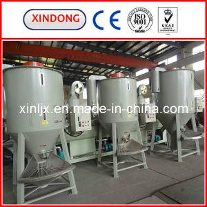 Plastic Pelletのための500-5000kg Big Volume Vertical DryerかMixing Dryer