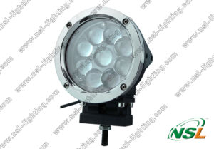 10-80V 9PCS * 5W CREE 45W DEL Working Light Spot ou Flood (NSL-4509R-45W)