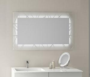 Miroir l ger lumineux bon march direct de salle de bains for Ecran salle de bain