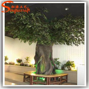 Le ficus sous tension artificiel ext rieur d coratif de for Ficus benjamina exterieur