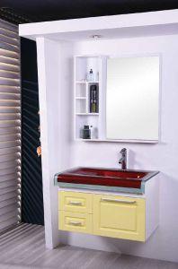 浴室用キャビネット/PVCの浴室用キャビネット(W-092)