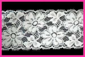 Lacet élastique en nylon 120 de mode
