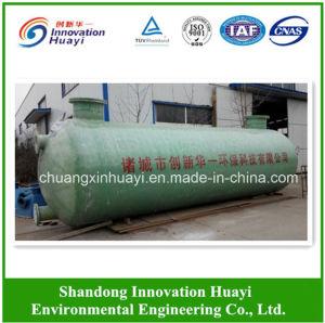 Depuradora de aguas residuales del conjunto para las aguas - Depuradoras de agua domesticas ...
