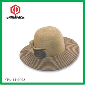 Cappello di carta della benna della paglia (CPA-14-1092)