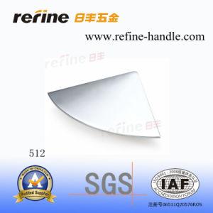 Poignée en alliage de zinc de meubles et poignée de Cabinet (Z-512)