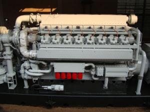 Containerized комплект генератора Biogas 500kw
