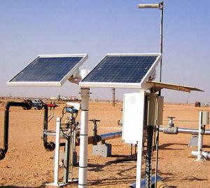 Het hoge Zonnepaneel van Power 115W Poly