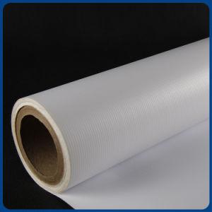 Bandeira feita sob encomenda do cabo flexível do PVC Frontlit do material do rolo da manufatura profissional