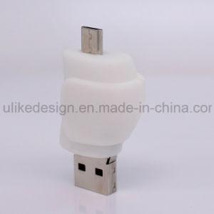 Memoria USB Caballo de Mar PVC OTG (UL-PVC020-02)