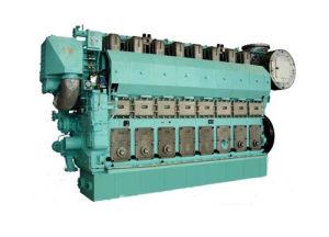 Двигатели дизеля Yanmar 8n330 Series Marine (4000HP-4500HP)