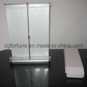 Aluminum Desktop Roll acima de Banner Stand (FY-LV-31)
