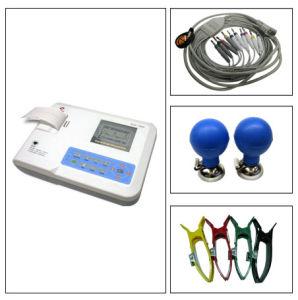 Máquina del solo canal ECG de Digitaces (ECG100G) - certificado del CE