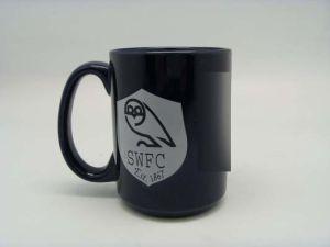16oz Mok van de Koffie van de Mok van Royalblue van de douane de Ceramische van Syb170
