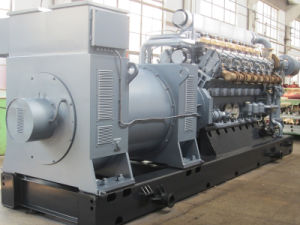 комплект генератора Biogas 600kw/природного газа