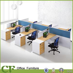 Oficina de dise o escritorio puesto de trabajo para 6 for Escritorio puesto de trabajo