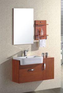 カシの浴室用キャビネットの木製の虚栄心のWithceの証明書(815)