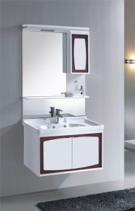 PVC浴室用キャビネット(W-367)