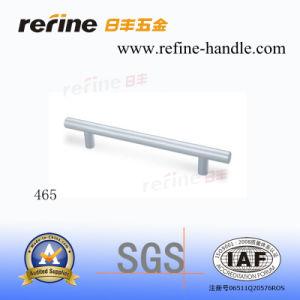 Poignée de porte en aluminium de la vente 2015 chaude avec la qualité principale (L-465)