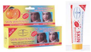 Piel Whitening con Vitamin C Moisturzing Skin Cream