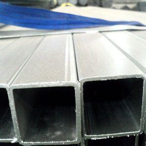 직류 전기를 통한 정연한 강관 (ASTM A500)