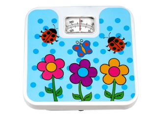 130kg Manual Iron Bathroom Scale