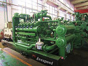 комплект генератора газа высокой эффективности 500kw конкурсный
