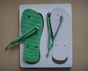 Falhanços de Sole Combine Flip do PE de Espuma EVA Sheet (AT-K-003) para sandálias Slippers de Flipflop