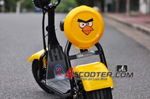2016 nuovo grande motorino elettrico minore della rotella 500W Citycoco Harley