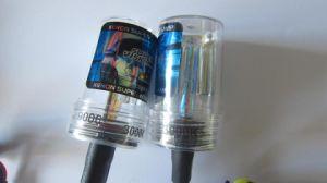 Lumière d'ampoule CACHÉE par 75W de xénon de H1 35W 55W, ampoule CACHÉE automatique 4300k-12000k de xénon