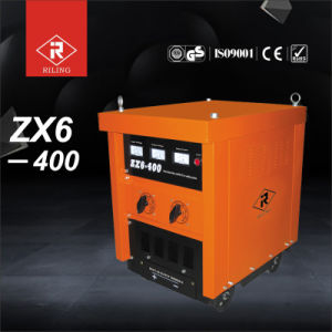 Máquina de soldadura do arco Zx6 (ZX6-400)