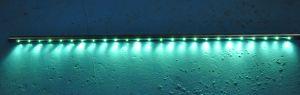 De Optische Verlichting Tuber/Bar van de vezel voor Gardevin